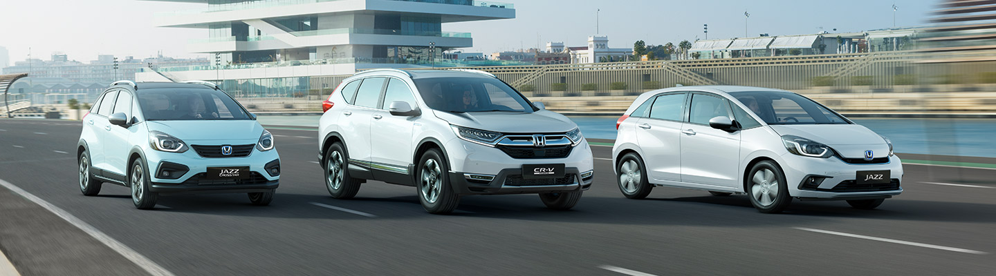 Honda - New Car Offers