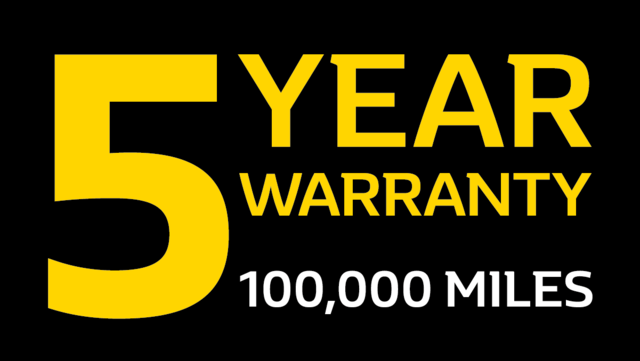All-New Renault CLIO 5 Year Warranty
