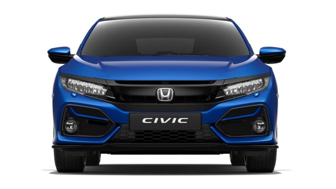 new Civic 5 Door