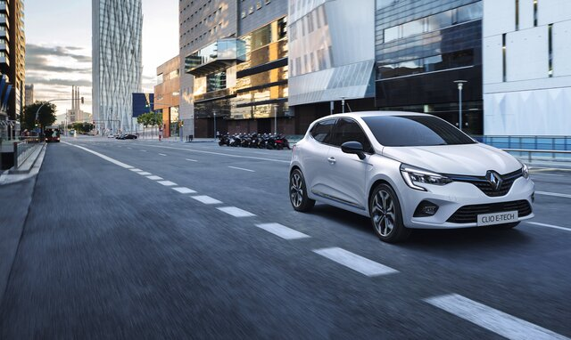 All-New Renault CLIO All-New hybrid version of Renault's flagship supermini