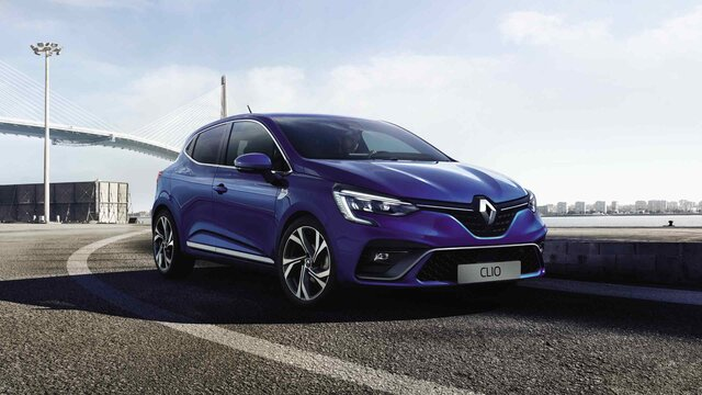 All-New Renault CLIO R.S. Line